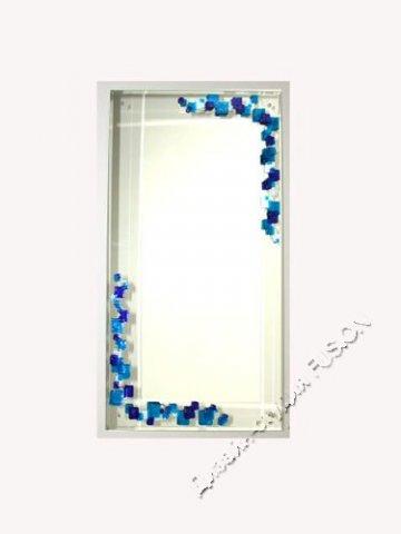 Зеркала фьюзинг у нас в. без зеркал.  Зеркала, украшенные декоративными...